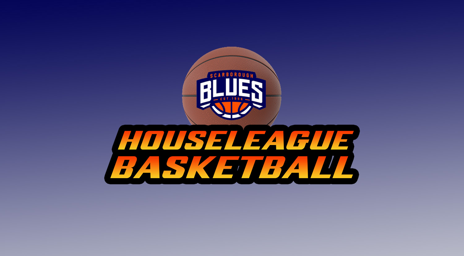 Scarborough Blues House League Basketball