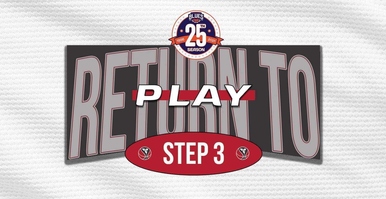 RETURN TO PLAY BASKETBALL